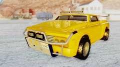 Slamvan v1.0 для GTA San Andreas