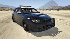 LAPD Subaru Impreza WRX STI