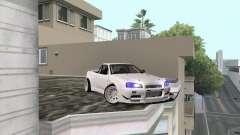 Nissan Skyline R34 Pickup