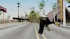 M16 A2 Carbine M727 v3 для GTA San Andreas