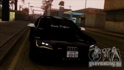Audi RS7 Daily Drifters для GTA San Andreas