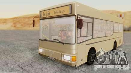 MAN NM 222 для GTA San Andreas
