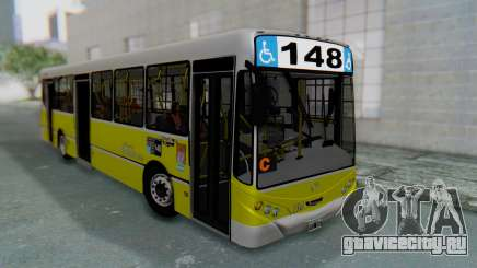Mercedes-Benz 1718L-SB Linea 148 для GTA San Andreas