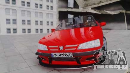 Peugeot Pars Spayder Sport для GTA San Andreas