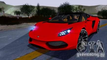 Arrinera Hussarya v2 Carbon для GTA San Andreas