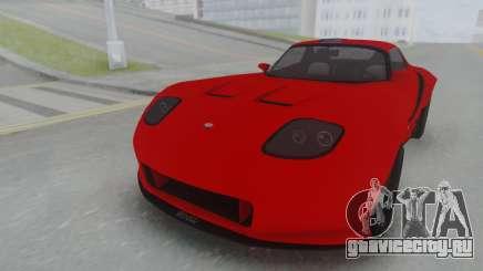 GTA 5 Bravado Banshee 900R Stock для GTA San Andreas