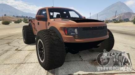Ford Velociraptor 1500 hp для GTA 5
