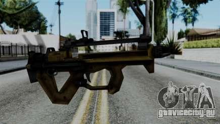CoD Black Ops 2 - PDW-57 для GTA San Andreas