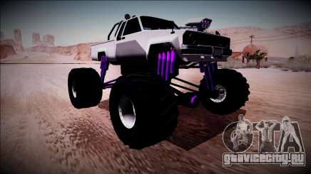 GTA 5 Karin Rebel Monster Truck для GTA San Andreas