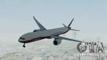 Boeing 777-9x House для GTA San Andreas