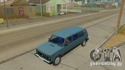 ВАЗ 2131 7-door [HQ Version] для GTA San Andreas