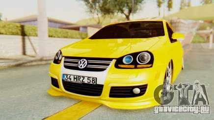 Volkswagen Jetta для GTA San Andreas
