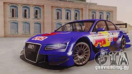 Audi A4 2008 DTM для GTA San Andreas