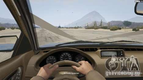 GTA 4 Enus Cognoscenti для GTA 5 вид сзади справа