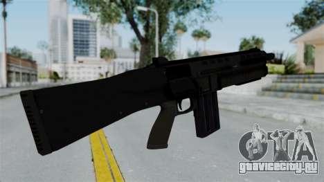 GTA 5 Assault Shotgun для GTA San Andreas третий скриншот