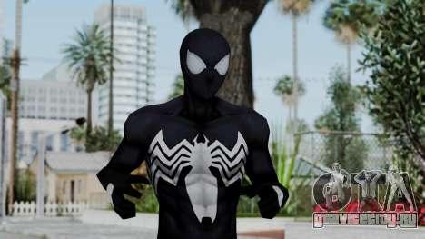 Marvel Future Fight Spider Man Black v2 для GTA San Andreas