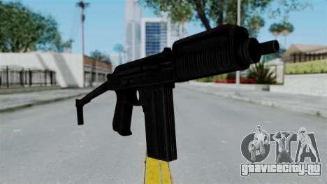 9A-91 Ironsight для GTA San Andreas второй скриншот