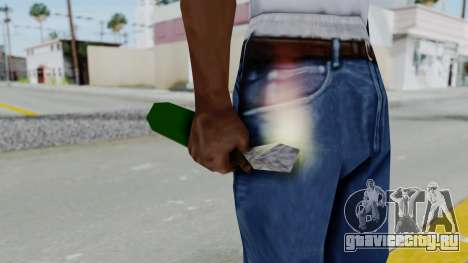 Vice City Molotov для GTA San Andreas третий скриншот