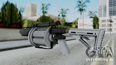 GTA 5 Grenade Launcher - Misterix 4 Weapons для GTA San Andreas