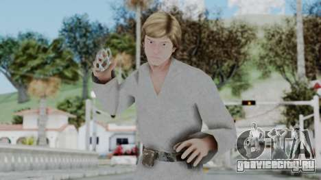 SWTFU - Luke Skywalker Tattoine Outfit для GTA San Andreas