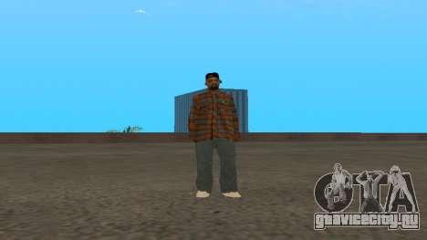 Skin FAM3 для GTA San Andreas третий скриншот