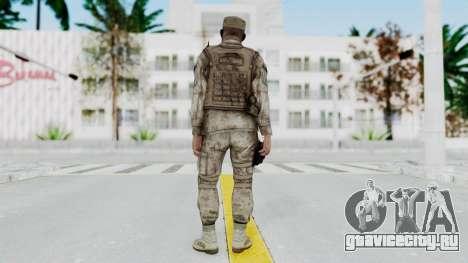 Crysis 2 US Soldier 3 Bodygroup A для GTA San Andreas третий скриншот