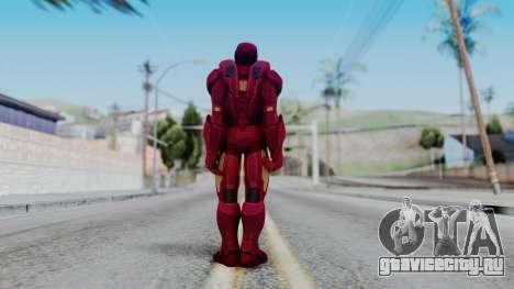 Ironman Skin для GTA San Andreas третий скриншот