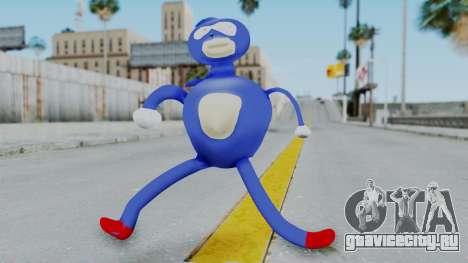 Sanic Hegehog для GTA San Andreas второй скриншот
