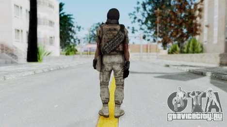 Crysis 2 US Soldier 8 Bodygroup B для GTA San Andreas третий скриншот