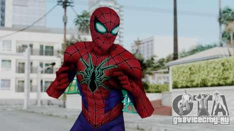 Marvel Future Fight Spider Man All New v1 для GTA San Andreas
