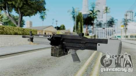 GTA 5 Combat MG - Misterix 4 Weapons для GTA San Andreas второй скриншот