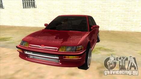 Honda Civic Ef Sedan для GTA San Andreas