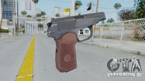 Arma2 Makarov для GTA San Andreas второй скриншот