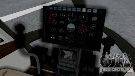 GTA 5 Super Volito Carbon для GTA San Andreas вид справа