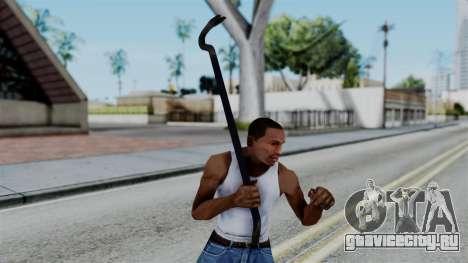 No More Room in Hell - Crowbar для GTA San Andreas третий скриншот