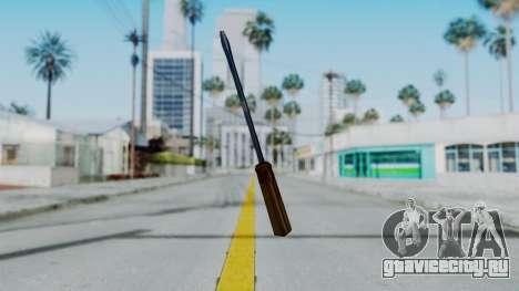 Vice City Screwdriver для GTA San Andreas