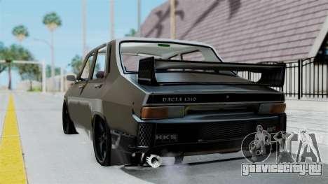 Dacia 1310 Tuned для GTA San Andreas вид слева