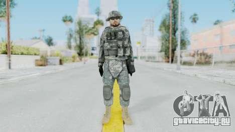 Acu Soldier 7 для GTA San Andreas второй скриншот