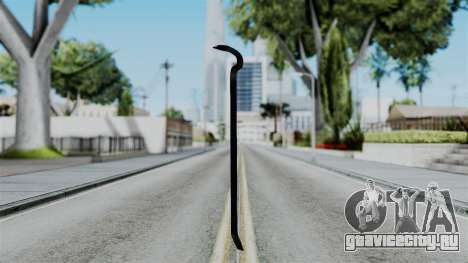 No More Room in Hell - Crowbar для GTA San Andreas второй скриншот