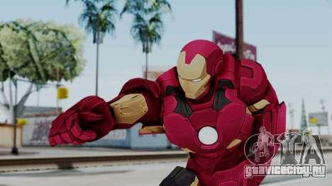 Ironman Skin для GTA San Andreas