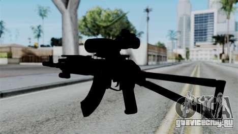 AK-103 OGA для GTA San Andreas второй скриншот