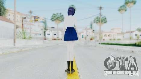 Touka (Tokyo Ghoul) для GTA San Andreas третий скриншот