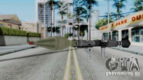GTA 5 RPG - Misterix 4 Weapons для GTA San Andreas второй скриншот