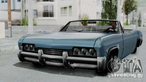 Blade Beach Bug для GTA San Andreas