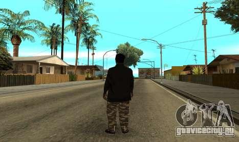 BALLAS3 для GTA San Andreas третий скриншот