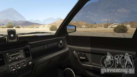 GTA IV Huntley для GTA 5 вид сзади справа