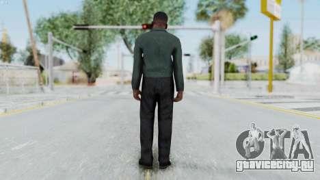 GTA 5 Franklin Clinton для GTA San Andreas третий скриншот