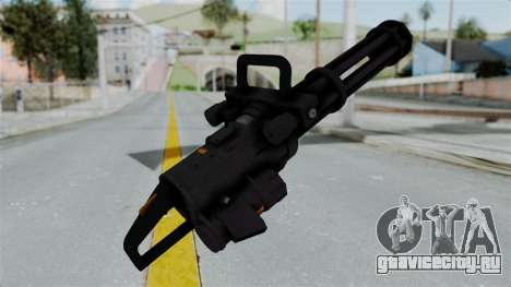 GTA 5 Minigun для GTA San Andreas третий скриншот