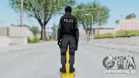 GTA 5 S.W.A.T. Police для GTA San Andreas третий скриншот