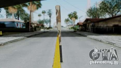 GTA 5 Baseball Bat 5 для GTA San Andreas второй скриншот